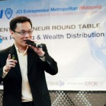 JCI Entrepreneur Metropolitan (Malaysia)'s Entrepreneur Round Table Program