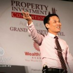 Speaker at the Property Investment Conference 2012, organised by Wealth Mastery  Acadmey