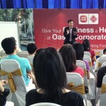 Invited to speak for Sime Darby Brunsfield