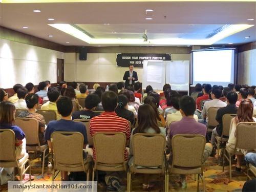 Property Outlook 2013 Talk