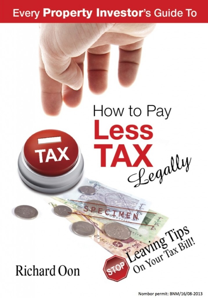 My book on property taxation